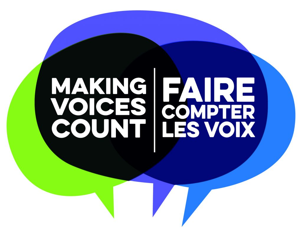 Making Voices Count