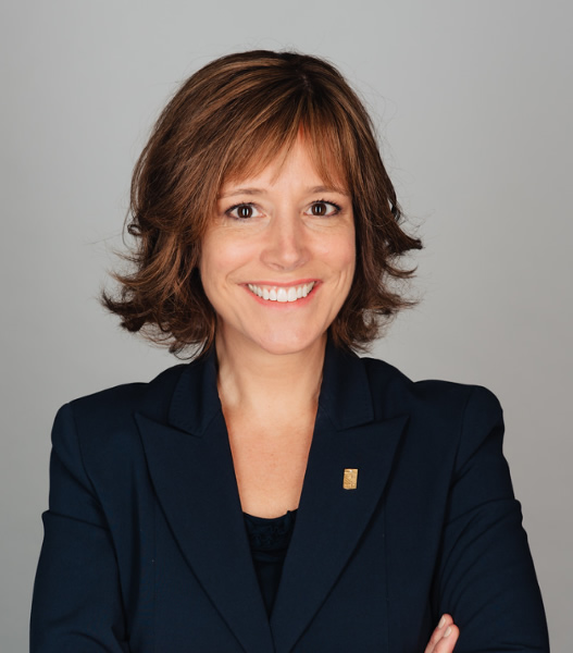 A photo of Marjolaine Hudon